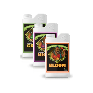 Zestaw 3x500ml advanced nutrients micro grow bloom